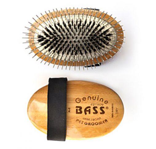 Bass - מברשת פינים כף יד