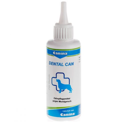 Canina - נוזל לריח פה,מונע פרדונטיטיס, דלקת חניכיים וטרטר שיניים