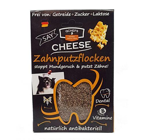 QChefs - Dental Flakes - חטיף / תוסף מזון דנטלי טבעי ובריא לכלבים