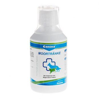 Canina Moor Water – מי מור, במקרים של גירוי במערכת העיכול
