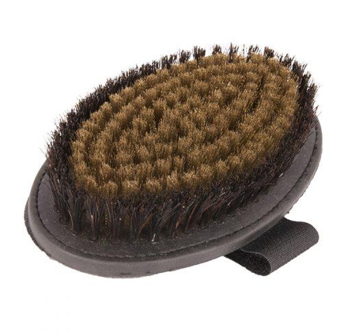 Show Tech - מברשת איונים כף יד - שיער זיפים חזיר 100% ונחושת