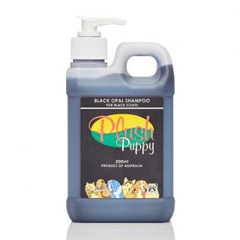 Plush Puppy – שמפו שחור אופל