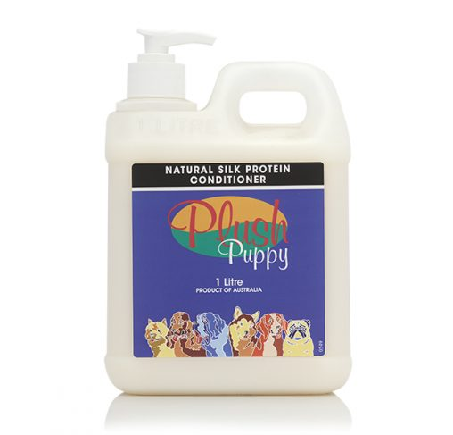 Plush Puppy - מרכך חלבונים טבעי מעניק לחות