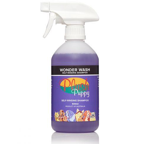 Plush Puppy - שמפו ללא שטיפה