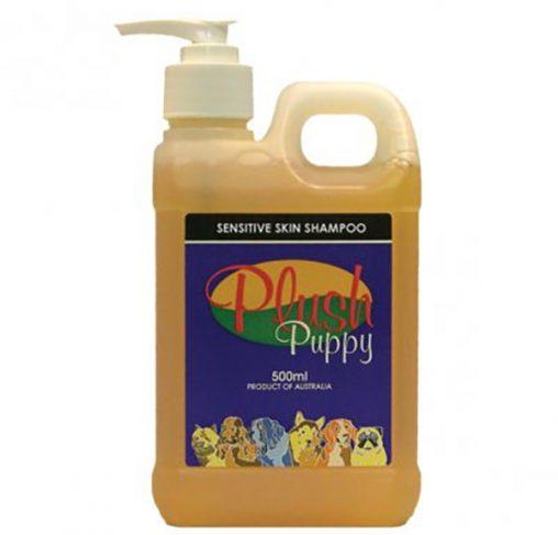 Plush Puppy - שמפו לעור רגיש במיוחד