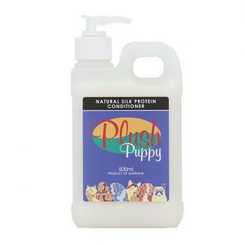 Plush Puppy – מרכך חלבונים טבעי מעניק לחות
