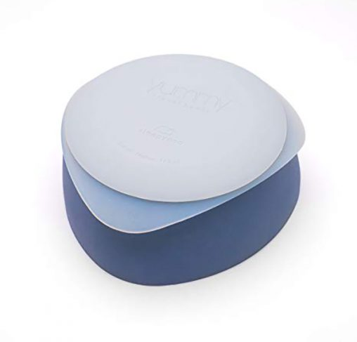 Sleepypod - קערות - אוכל / שתיה / אחסון Yummy Travel Bowls - כחול