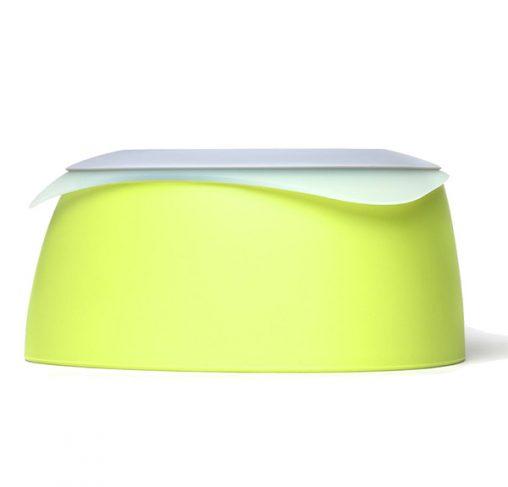Sleepypod - קערות - אוכל / שתיה / אחסון Yummy Travel Bowls - ירוק