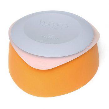 Sleepypod – קערות – אוכל / שתיה / אחסון Yummy Travel Bowls – מנגו