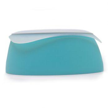 Sleepypod – קערות – אוכל / שתיה / אחסון Yummy Travel Bowls – תכלת