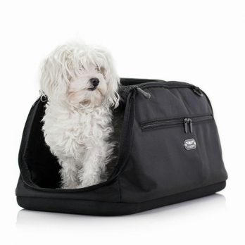 Sleepypod Air – מנשא לחתולים וכלבים מורשה טיסה – שחור