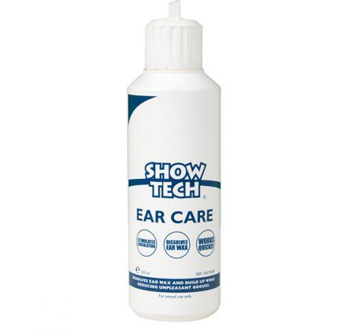 Show Tech - תמיסה לניקוי האוזניים