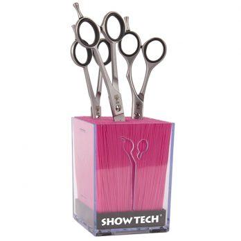 """Show Tech – קופסת אחסון לכלי טיפוח 8X8X10.5 ס""""מ"""