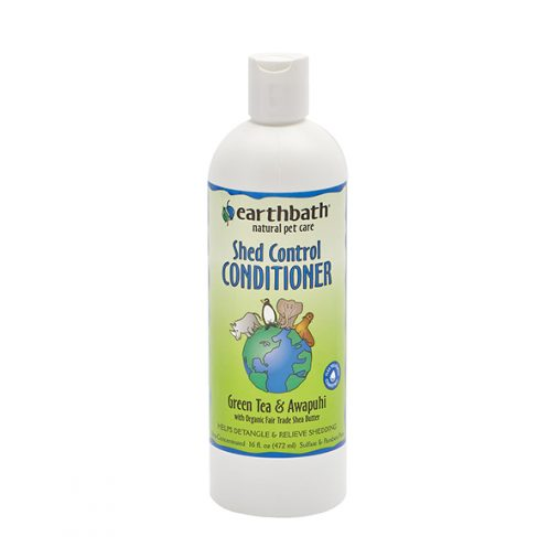EarthBath - מרכך לשליטה והפחתת הנשירה SHED CONTROL