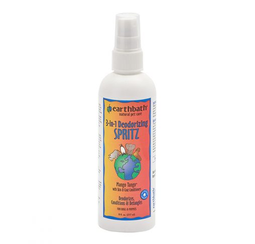 EarthBath - תרסיס מחדיר לחות ומפיג ריח Mango Tango