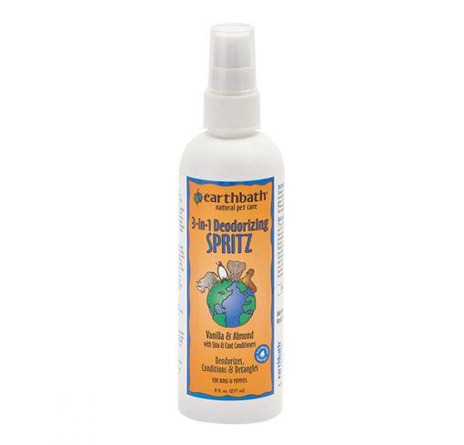 EarthBath - תרסיס מחדיר לחות ומפיג ריח Vanilla & Almond