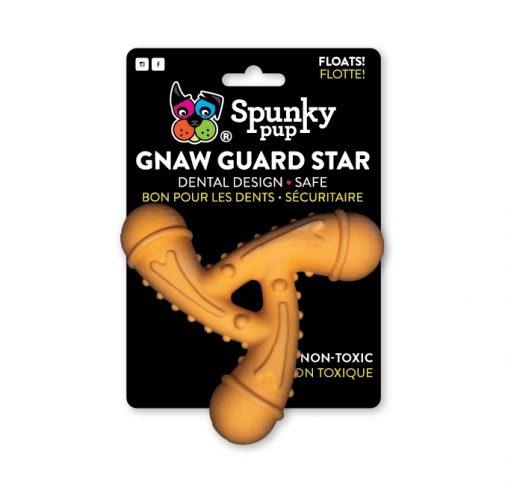Spunky Pup - צעצוע דנטלי FOAM STAR