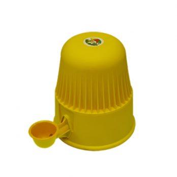 Vida Mansa – מתקן שתיה מפוליפרופילן למניעת רטיבות הפרווה – 2 ליטר