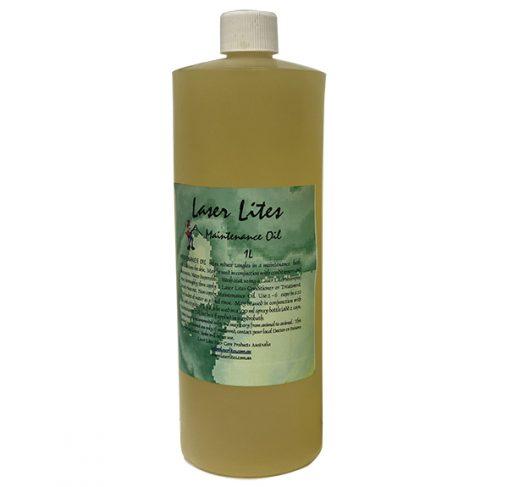 Laser Lites - שמן MAINTENANCE OIL