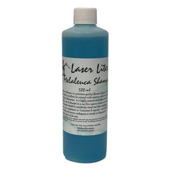Laser Lites – שמפו המסייע למניעת גירויים בעור MELALEUCA SHAMPOO
