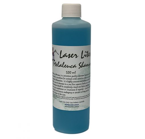 Laser Lites - שמפו המסייע למניעת גירויים בעור MELALEUCA SHAMPOO