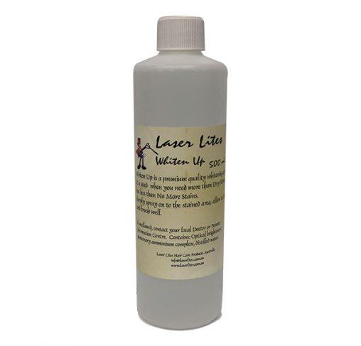 Laser Lites - נוזל הלבנה WHITEN UP