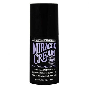 Chris Christensen – קרם להחייאת הפרווה 8 ב- 1 MIRACLE CREAM