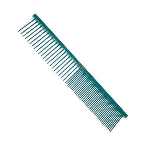 "Vellus - מסרק 19 ס""מ 50/50 אורך פינים 3.5 ס""מ"