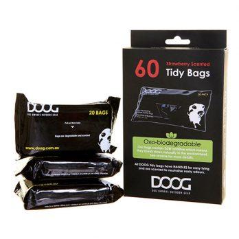 DOOG – שקיות לאיסוף צרכים (3 חבילות של 20 יח')  – PICK UP BAGS