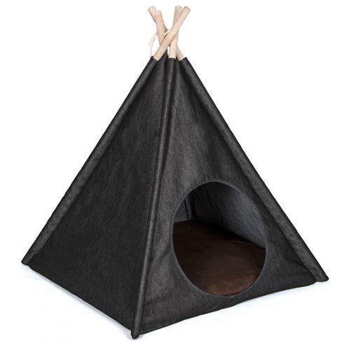 P.L.A.Y - אוהל אינדיאני ג'ינס TEEPEE TENT - DENIM