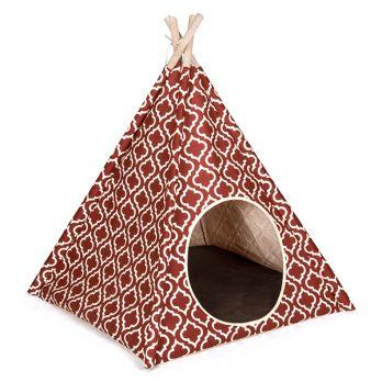 P.L.A.Y – אוהל אינדיאני מרסלה מרוקאי TEEPEE TENT – MOROCCAN MARSALA