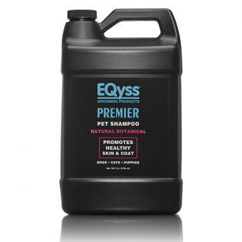 EQyss – גלון שמפו טבעי מחזק צבע וטקסטורה PREMIER PET SHAMPOO