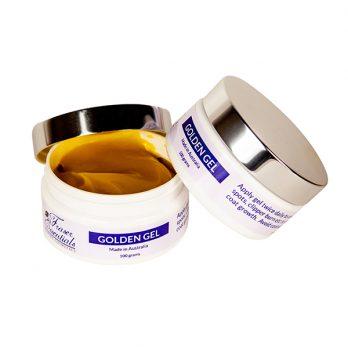 Fraser Essentials – ג'ל הזהב לכל בעיות העור GOLDEN GEL