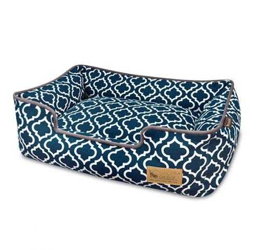 P.L.A.Y – מיטה כחול כהה מרוקאי  LOUNGE BED – MOROCCAN NAVY
