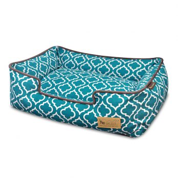 P.L.A.Y – מיטה ירוק כחלחל מרוקאי  LOUNGE BED – MOROCCAN TEAL S