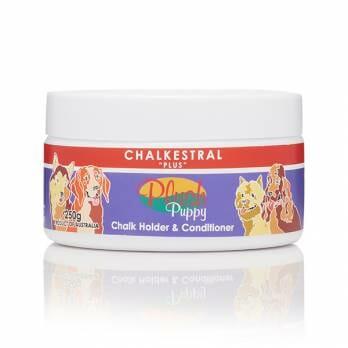 Plush Puppy – קולסטרל + – מחדיר לחות ובסיס לאבקות
