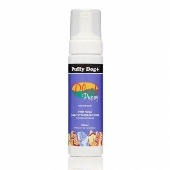 Plush Puppy – מוס לעיצוב הפרווה PUFFY DOG +