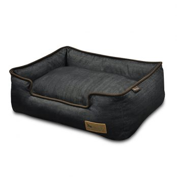 P.L.A.Y – מיטה טרקלין ג'ינס / חום LOUNGE BED – DENIM – BROWN