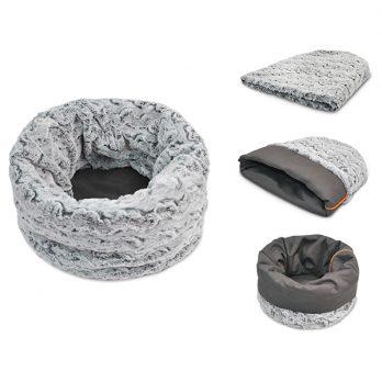 P.L.A.Y – מיטת התכרבלות אפור האסקי -SNUGGLE BED – HUSKY GRAY