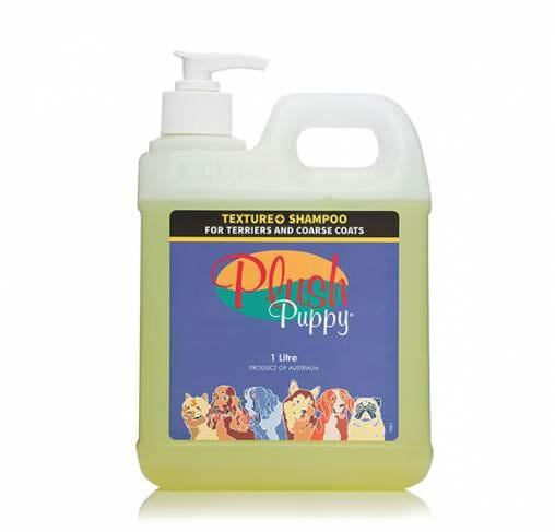 Plush Puppy - שמפו לטקסטורה ולפרוות טרייר קשות