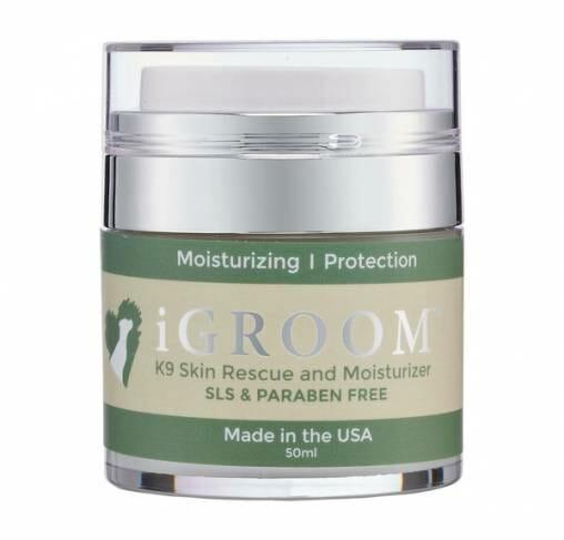 iGROOM - קרם הצלה לעור ולכפות הרגליים K9 SKIN RESCUE