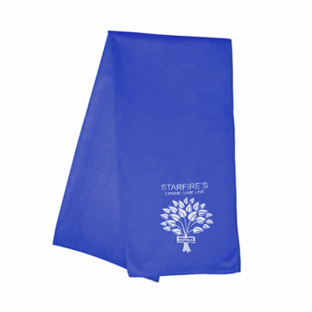 "Starfire's – מגבת מיקרופייבר גדולה 120X60 ס""מ – כחול"