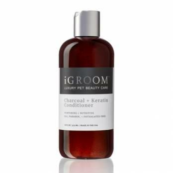 iGROOM – מרכך פחם וקרטין CHARCOAL & KERATIN