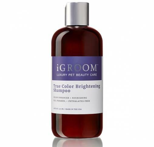 iGROOM – שמפו מגביר צבע לכל הצבעים TRUE COLOR BRIGHTENING