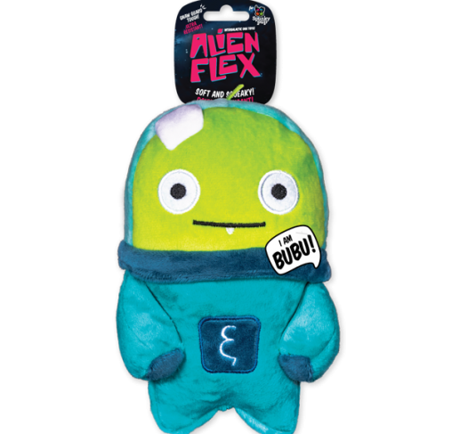 Spunky Pup - בובת צעצוע I AM BUBU!
