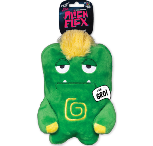 Spunky Pup - בובת צעצוע I AM GRO!