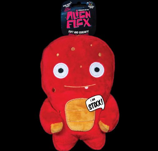 Spunky Pup - בובת צעצוע I AM STIXX!