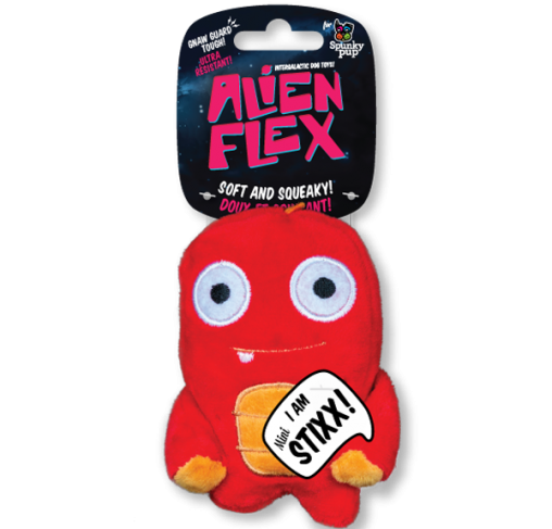 Spunky Pup - בובת צעצוע I AM mini STIXX!