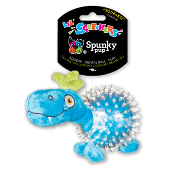 Spunky Pup – בובת צעצוע Lil' Bitty Dino