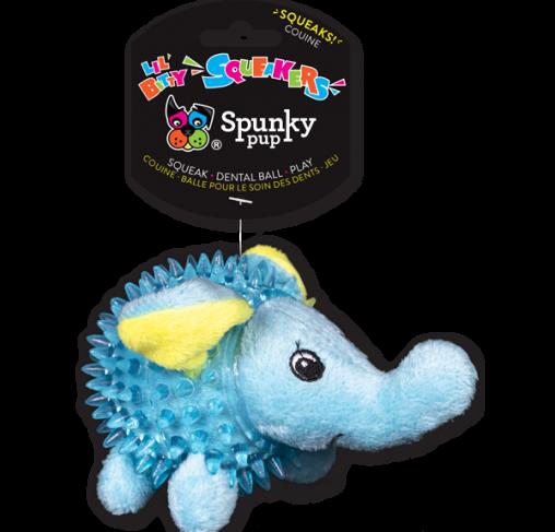 Spunky Pup - בובת צעצוע Lil' Bitty Elephant